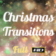 Christmas Transitions - VideoHive Item for Sale