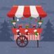 Christmas Market - GraphicRiver Item for Sale