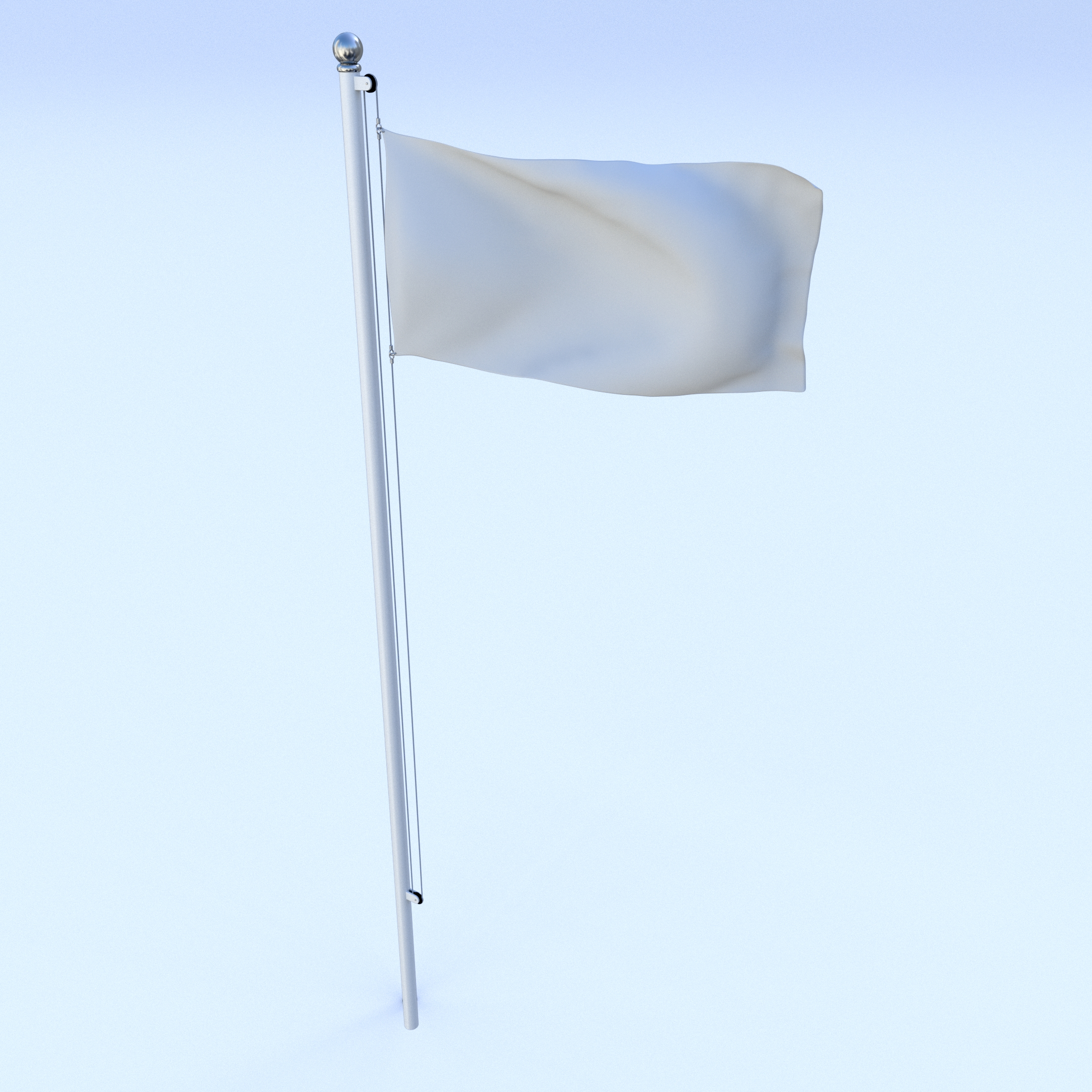 Animated Madagascar Flag