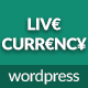LiveCurrency - Wordpress currency rates