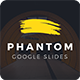 Phantom Modern Google Slides Template - GraphicRiver Item for Sale