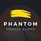Phantom Modern Google Slides Template - GraphicRiver Item for Sale