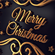 Gold Christmas Greetings - VideoHive Item for Sale
