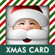 Multilanguage Responsive Christmas Card