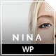 Nina - A Minimal and Creative Portfolio WordPress Theme - ThemeForest Item for Sale