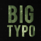 BIG Typo | Opener - VideoHive Item for Sale
