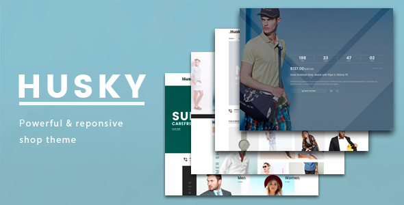Husky – Responsive Shopify Theme