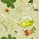 Herbal Tea Pattern - GraphicRiver Item for Sale