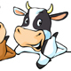 All Cows Recommend with Thumbs Up - GraphicRiver Item for Sale