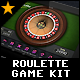 Casino Roulette Graphics Game Kit - GraphicRiver Item for Sale