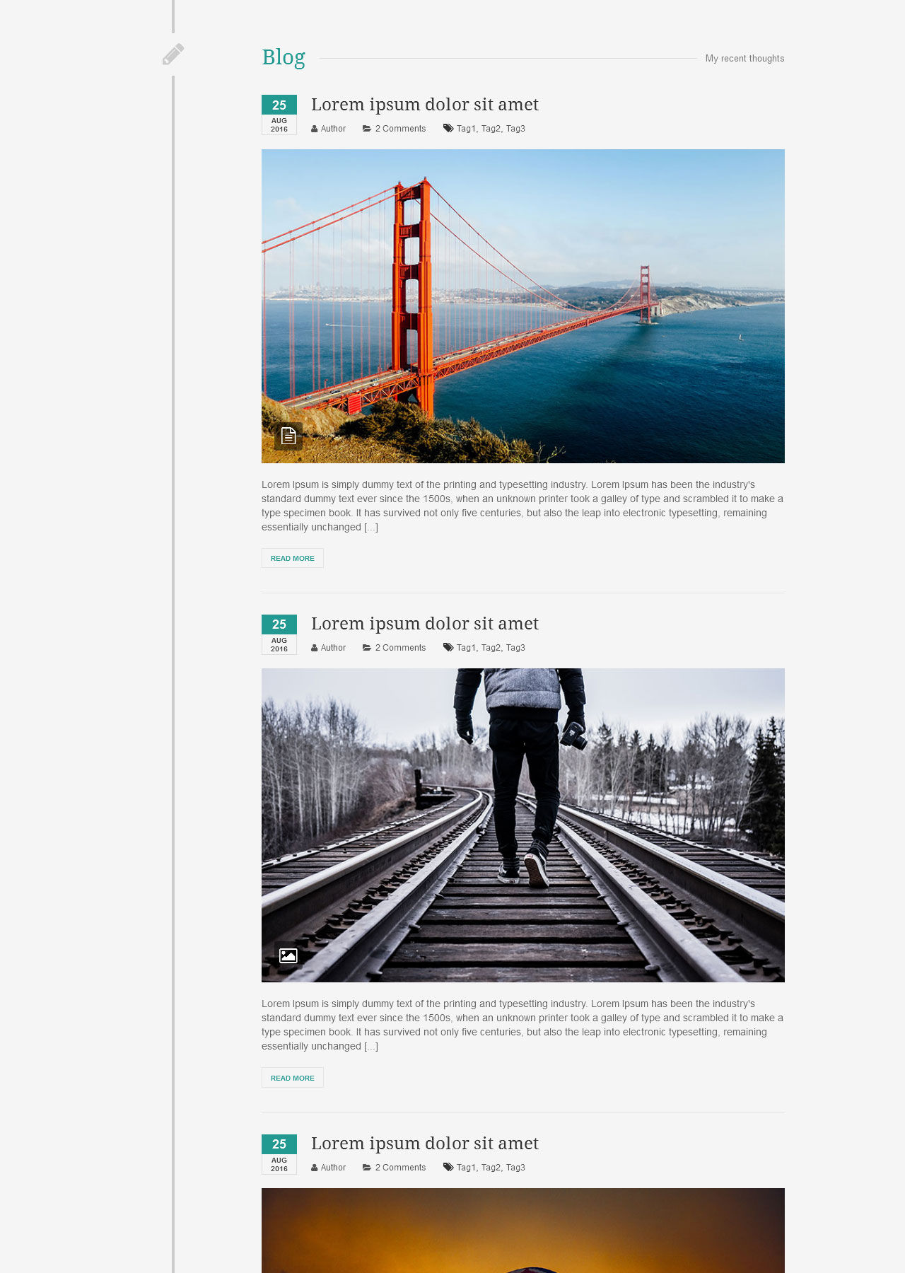 Prismcv Stylish Interactive Resume Cv Template By Umairrazzaq