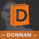 Donnan - eCommerce Fashion Template