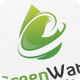 Green Water - Logo Template - GraphicRiver Item for Sale