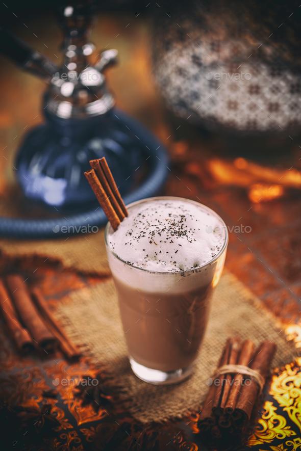 Oriental Chai tea - Stock Photo - Images