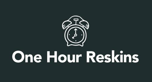 One Hour Reskins