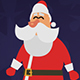 Santa Claus Character Animation Pack With Lip Sync - VideoHive Item for Sale
