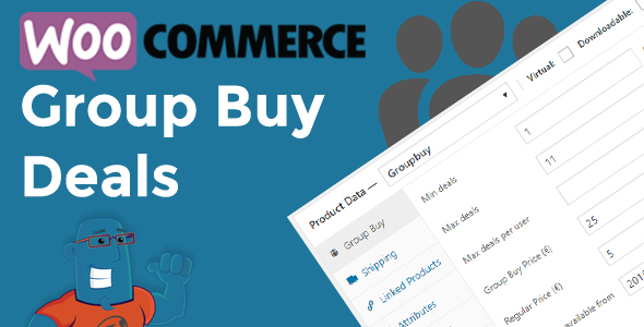 WooCommerce Group Buy Deals - CodeCanyon Item for Sale