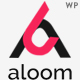 Aloom - Responsive MultiPurpose WordPress Theme Nulled