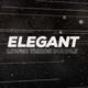 Elegant Lower Thirds - VideoHive Item for Sale