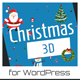 Christmas 3D - Plugin for WordPress - CodeCanyon Item for Sale