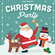 Christmas Event Flyer - GraphicRiver Item for Sale