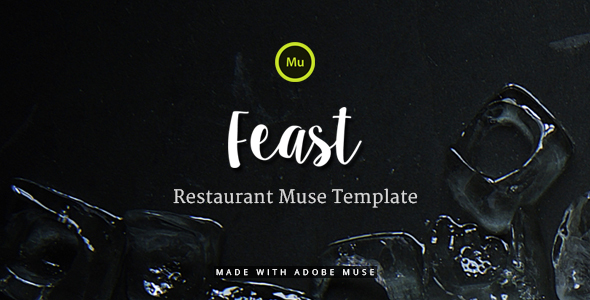 Feast – Restaurant Muse Template
