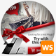 Winter & Christmas Sale Web Sliders - GraphicRiver Item for Sale