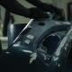 Painter Paints a Bumper Car at the Repair Shop - VideoHive Item for Sale