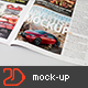 Magazine Advertise Mockups - GraphicRiver Item for Sale