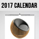 2017 Wall Calendar - GraphicRiver Item for Sale