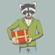 Raccoon - GraphicRiver Item for Sale