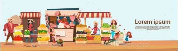 Farmer Family - Retail Commercial / Shopping