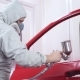 Master Makes Painting the Car - VideoHive Item for Sale