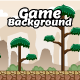 Tall Trees Platformer Game Background