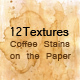 Coffee Stains on the Paper - GraphicRiver Item for Sale