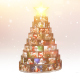 Merry Christmas Film Reel Wishes - VideoHive Item for Sale