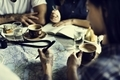 Group Of People Drinking Coffee Concept - PhotoDune Item for Sale