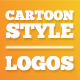 Cartoon Style Logo Animations - VideoHive Item for Sale
