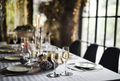 Restaurant Chilling Out Classy Lifestyle Reserved Concept - PhotoDune Item for Sale