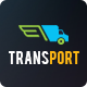 Transport - Logistics / Transportation Business PSD Template