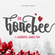 Honebee - GraphicRiver Item for Sale