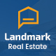 Landmark - Real Estate PSD Template Nulled