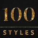 100 Seamless Foil Styles - GraphicRiver Item for Sale