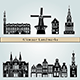 Alkmaar Landmarks and Monuments - GraphicRiver Item for Sale