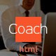 PJ | Life & Business Coaching Site Template Nulled