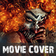 Movie Grunge - Cover Facebook - GraphicRiver Item for Sale
