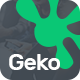 Geko - A Smart Theme For Modern Businesses - ThemeForest Item for Sale