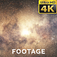 3D Galaxy Passing Through 4K - VideoHive Item for Sale