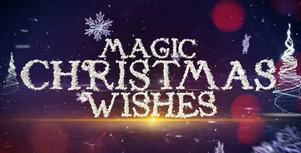 magic christmas wishes - Christmas Wishes Video