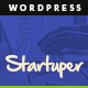 Startuper - Startup Landing Page WordPress - ThemeForest Item for Sale